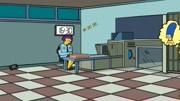 【路米】辛普森一家电锯惊魂麦姬篇,经典密室逃脱解谜游戏下期