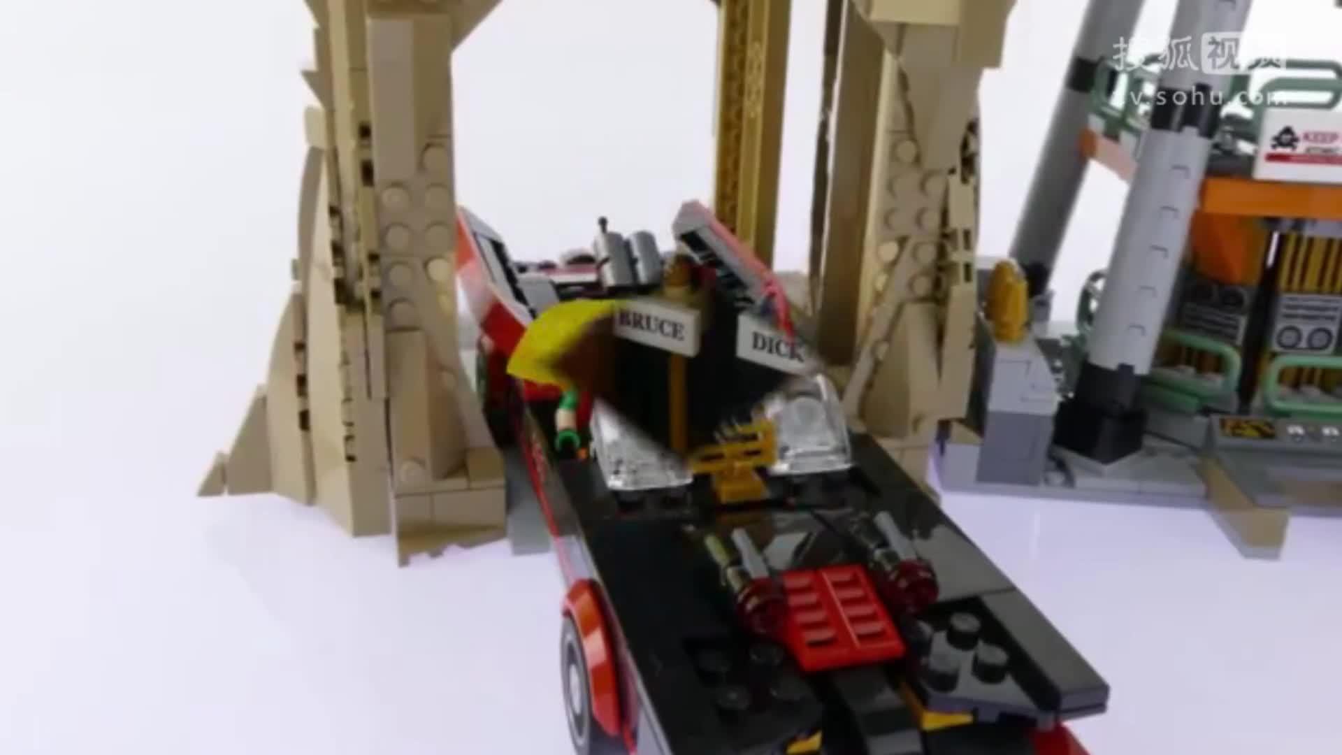 乐高积木玩具游戏 多功能工程车飞机