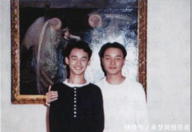 张国荣儿子现状,英俊帅气酷似父亲,如今与唐鹤德争张国荣家产