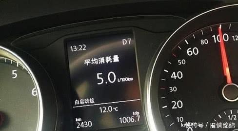 新车开一年油耗突然变高,多半和坏习惯有关,老司机也不能幸免!