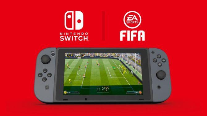 《FIFA 18》Switch版敲定9月29日发售 终极团队支持1080P