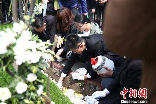 中新网:上海天价墓:与房价不可做比较!