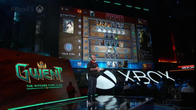 《巫师:昆特牌》跨平台对战