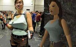 这个游戏女主的胸♂肌,居然比游戏本身还出名???