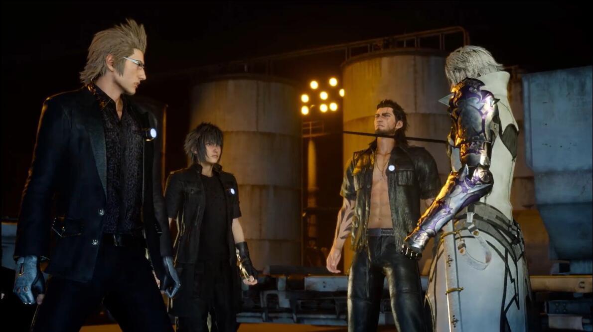 《最终幻想15》导演称Xbox One版开发受困
