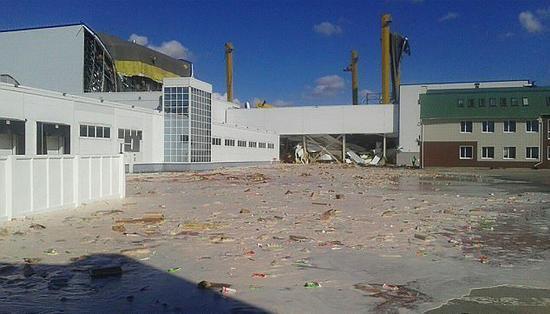 【转】北京时间     俄罗斯一果汁工厂坍塌 2800万升果汁流向街道 - 妙康居士 - 妙康居士~晴樵雪读的博客
