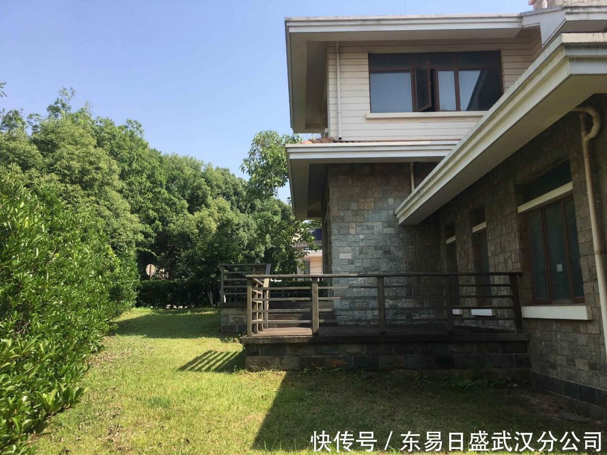 武汉F别墅350独栋别墅装修,带你木屋现代简见证合肥天下小图片