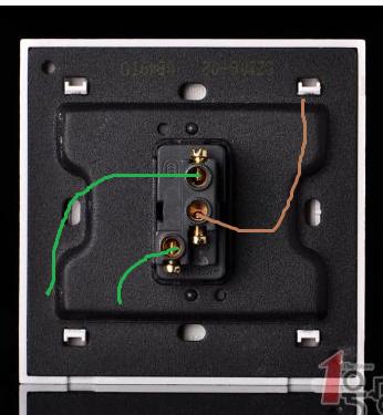 三相水泵安装楼上楼下两控开关接线图? 求解.您知道接法吗?