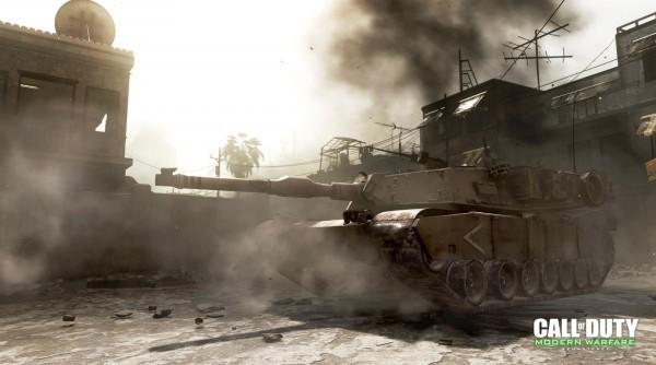 COD4现代战争重制版新地图