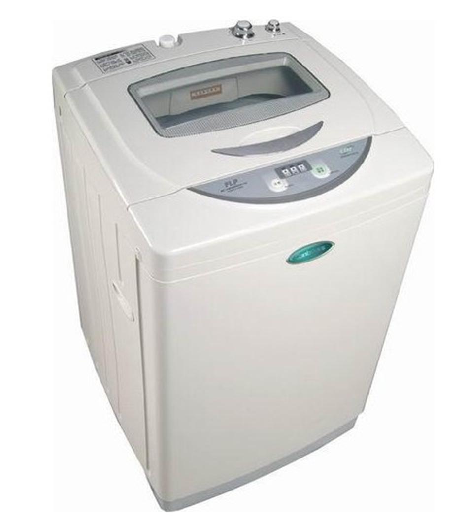 家用洗衣机主要由箱体,洗涤脱水桶(有的洗涤和脱水桶分开),传动和控制