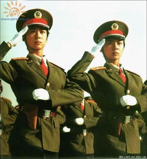 关于中国人民解放军军装