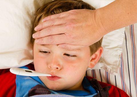 宝宝发烧怎么办?