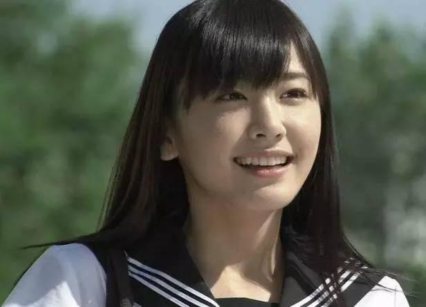 日本圆脸女星