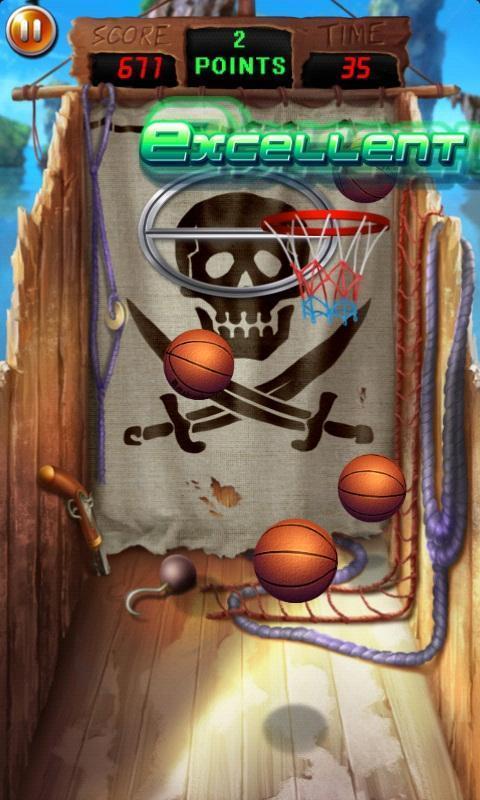 口袋篮球截图4