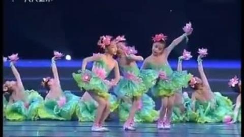 幼儿园跳舞_360视频