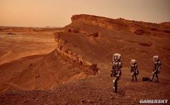 想让100万人在火星自给自足 理论只需100年?