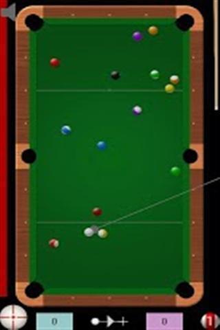 《 普尔8球2D 》截图欣赏