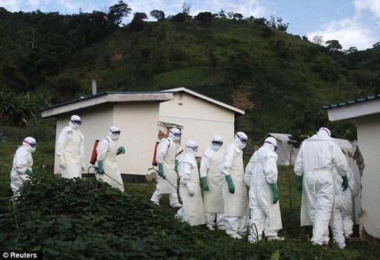 乐施会称埃博拉可能成全球最大灾难