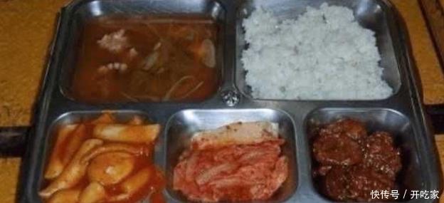 韩国士兵一日三餐VS美国士兵一日三餐,网友:没对比就没有伤害