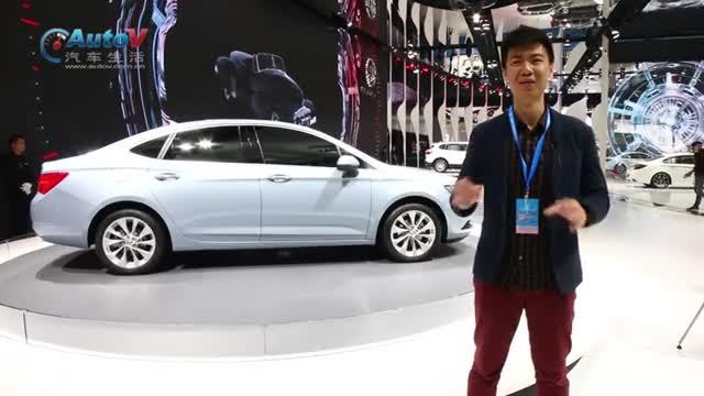 【autov】2015上海车展 别克威朗-autov 视频