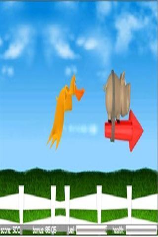《 火箭飞行猪 》截图欣赏