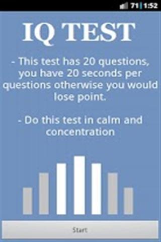 《 智商测试 》截图欣赏