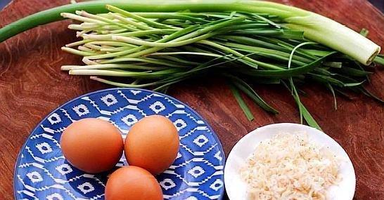 韭菜鸡蛋馅的小包子家庭做法,好吃又好看
