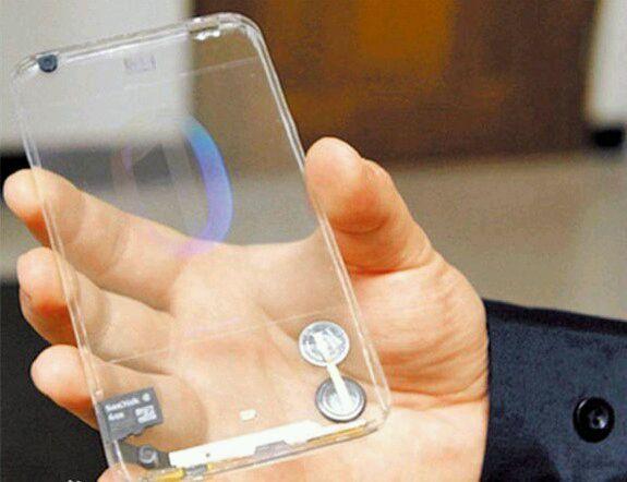 2016年全透明手机什么时候上市