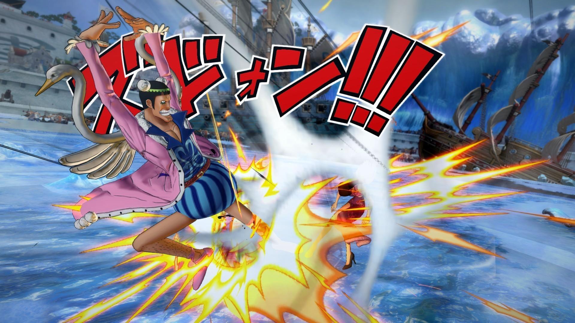 海贼王:燃烧热血IGN评分