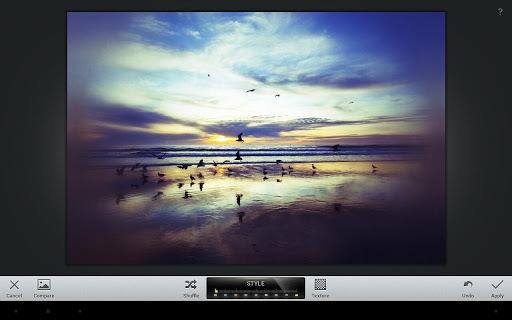 《 指划修图 Snapseed 》截图欣赏