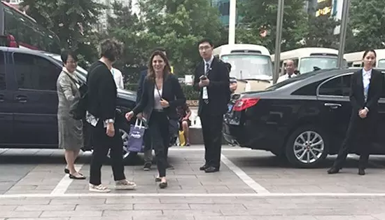 疯狂扫货:政要夫人们在中国买了啥 - 缘分 - 缘分的博客