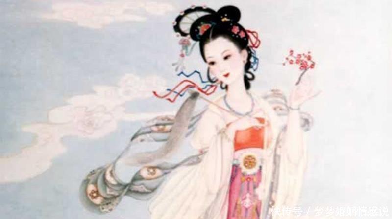红楼梦第一视频是谁?她是曹雪芹唯一用赋之人美女自拍美女拍微图片