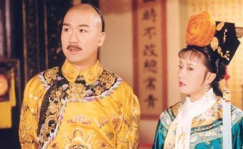 回忆杀!张国立张铁林唐国强清朝皇帝扮演者同框,康熙宜妃老了图片