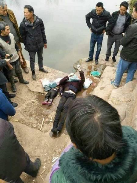 【转】北京时间     男子抱1岁女儿跳河自尽 死后仍呈拥抱姿势 - 妙康居士 - 妙康居士~晴樵雪读的博客