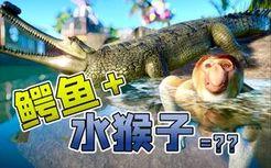 水猴子+鳄鱼=?【养殖场之星#11】