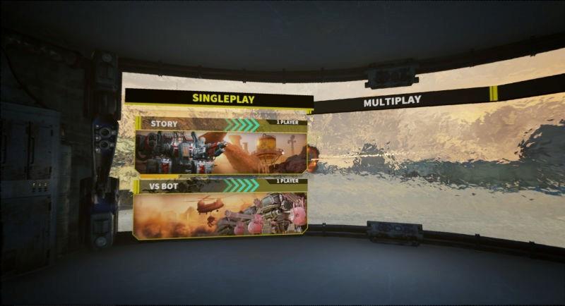 VR游戏《Code 51》深度剖析