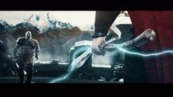 乱斗!《奎托斯VS雷神索尔》正式预告片!