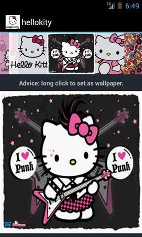 《 Hello Kitty壁纸 》截图欣赏