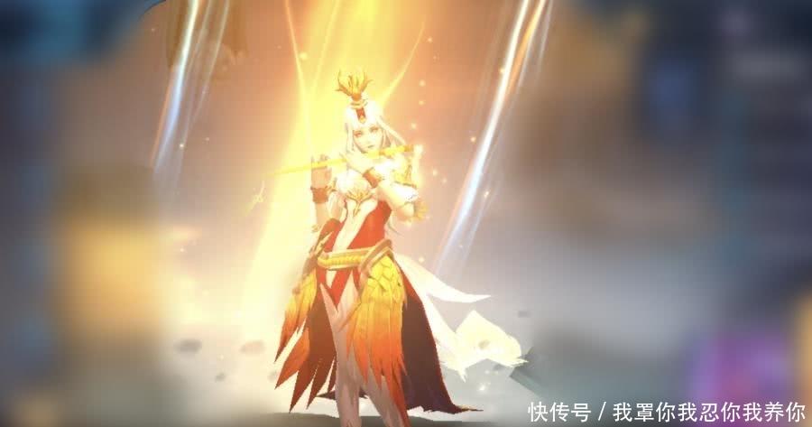 王者荣耀:如果给女英雄外貌评分, 阿离五分, 貂蝉十分, 而她一百分是情理之中