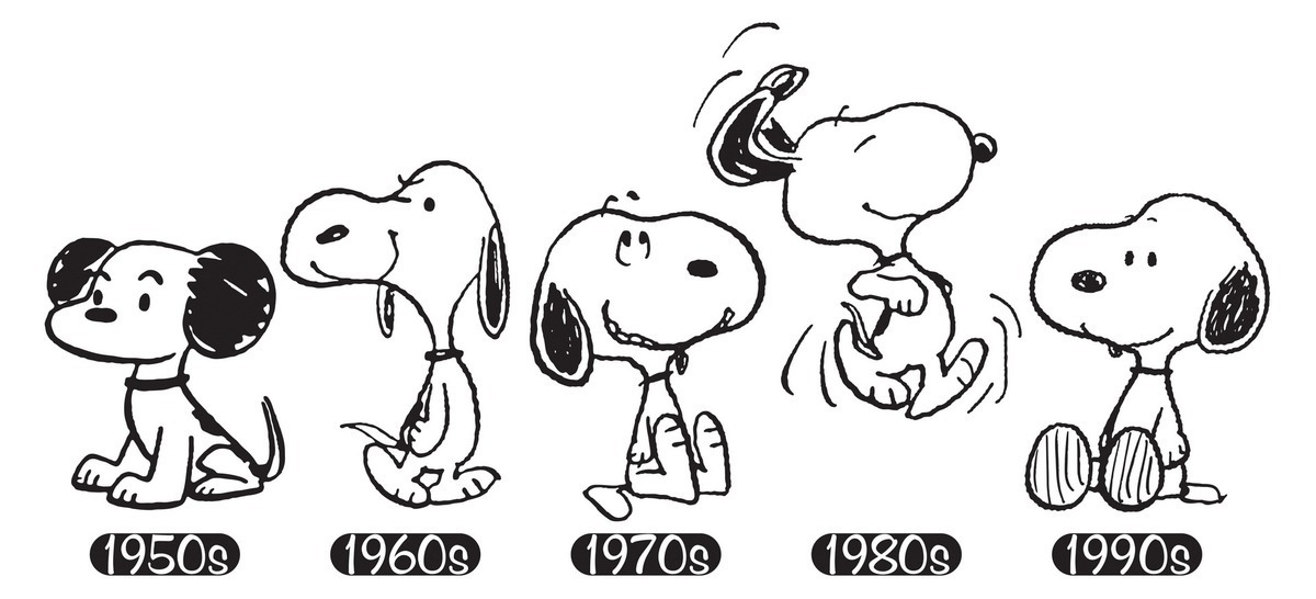 可爱萌狗狗手绘图片