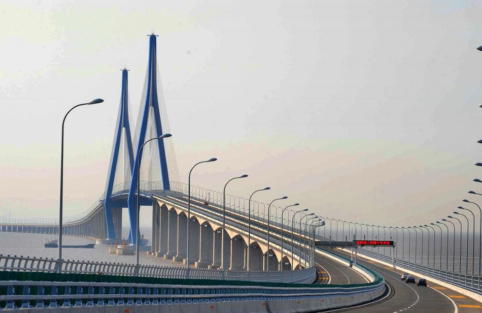 外国人眼中最惊艳的中国十大工程 你去过几个?