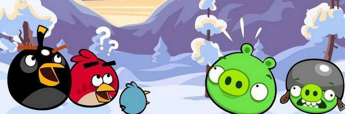但是愤怒的小鸟特意改成weckthehalls,意思是要拆了这些愚蠢的猪头.