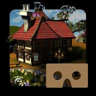 Cartoon Village VR