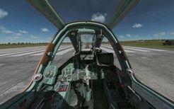 原来战斗机启动再到起飞这么复杂的【咖喱FPS】
