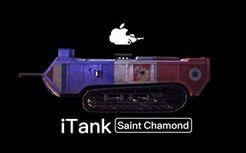 【战地1】苹果公司的圣沙蒙坦克宣传片