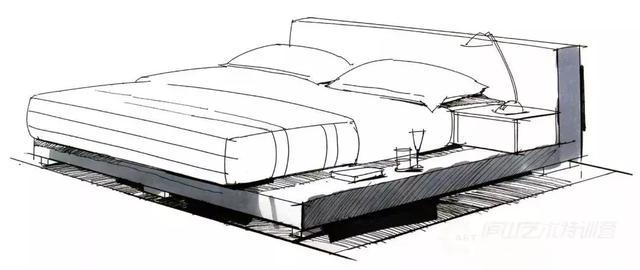 木床的结构图