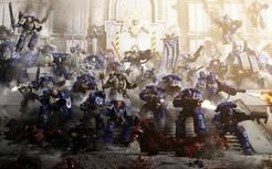 """战锤40K 开挂的蓝精灵与GW惨不忍睹的""""官方""""画质"""