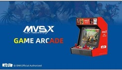 SNK大型家用街机开启预售 搭载50余款游戏、明年年初推出