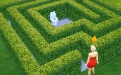 游戏史上最变态迷宫!99%的玩家无法走出
