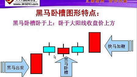 k线图经典图解 黑马卧槽